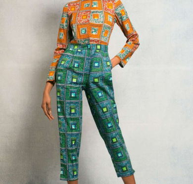 'AnAwkward Lady' – The New Stunning Collection By Nigerian Design Duo Ife's Closet