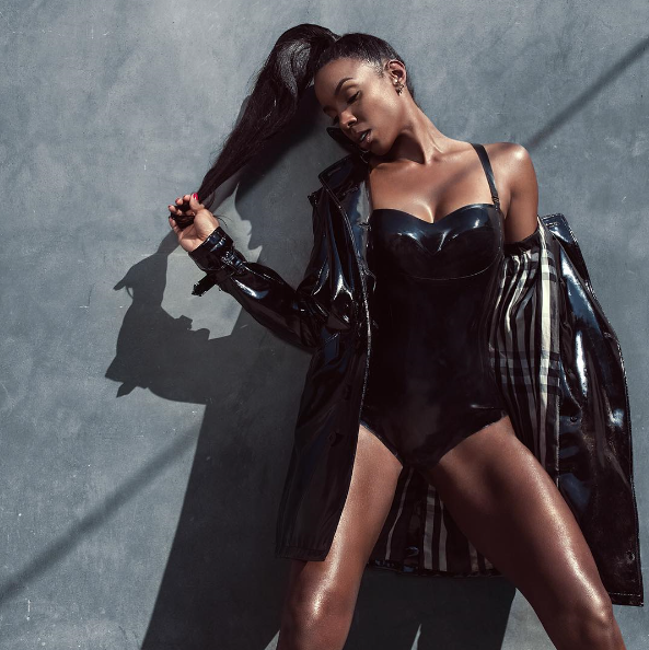 Yaas! Kelly Rowland Turns Up The Heat In A New Shoot