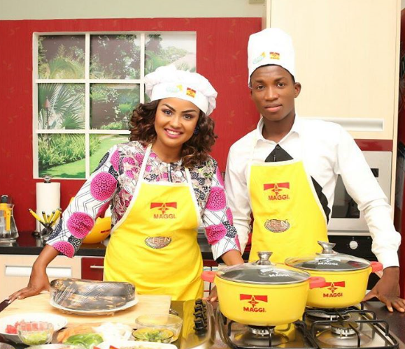 From The Studio And Now The Kitchen. Watch Kofi Kinaata Cook His Favourite Meal