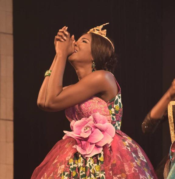 21-Year-Old Leah Brown Wins Miss Malaika Ghana 2016