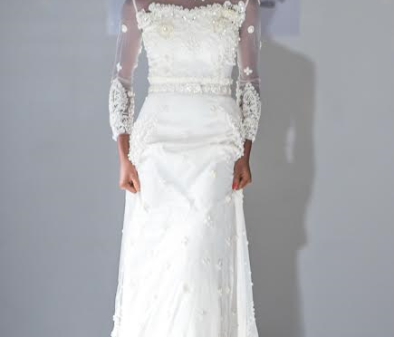 Bridal Bliss: View The Latest Collection By Gambian Fashion Label 'Phuzion' At African Fashion and Design Week 2016