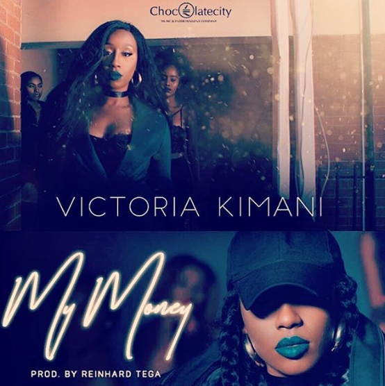 New Video Alert! Victoria Kimani – My Money