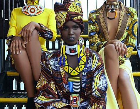 Nailed It! Check Out This Stunning Lookbook By Kenyan Designer MOYO By Bibi