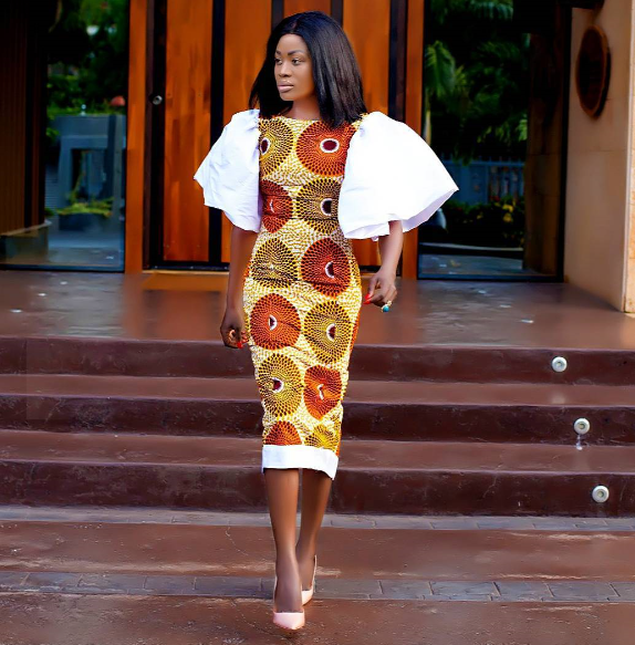 Nana Akua Addo Responds To Controversies About Bibi Bright, Paying For Awards & More