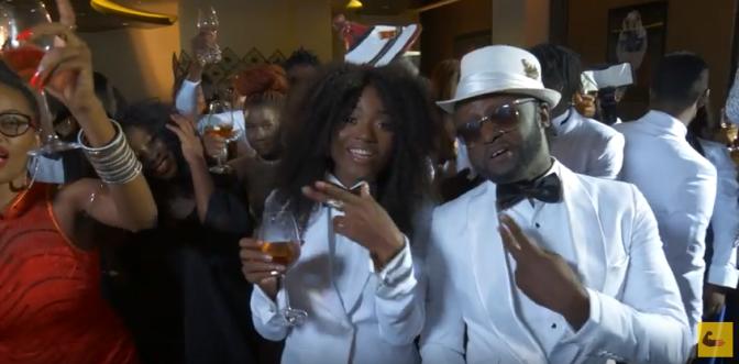 Efya, Kofi Kinaata, Hamamat & More Star In VVIP & Stonebwoy's Latest Video – 'After Party'