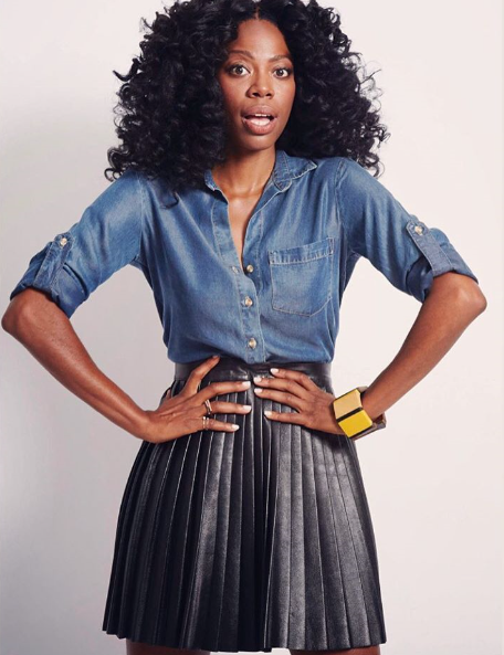 Nigerian-American Actress Yvonne Orji Talks About Being A Virgin At 32, Starring In The New Series 'Insecure' & More