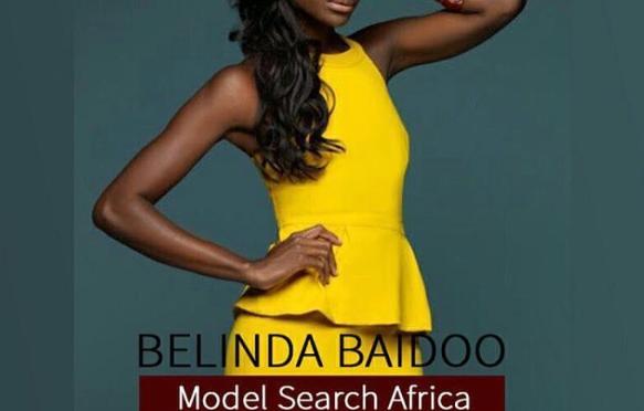 The Belinda Baidoo Model Search Africa To Air On TV | Yaa Somuah