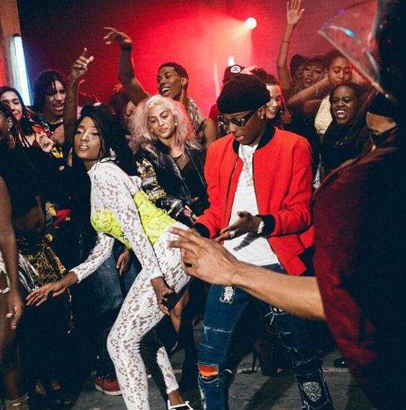 Wizkid & Efya Make Us Dance. Peep 'Daddy Yo' Video