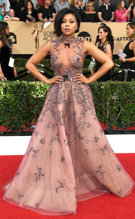 23rd-annual-screen-actors-guild-awards-yaasomuah-2017-taraji-p-henson-reem-acra