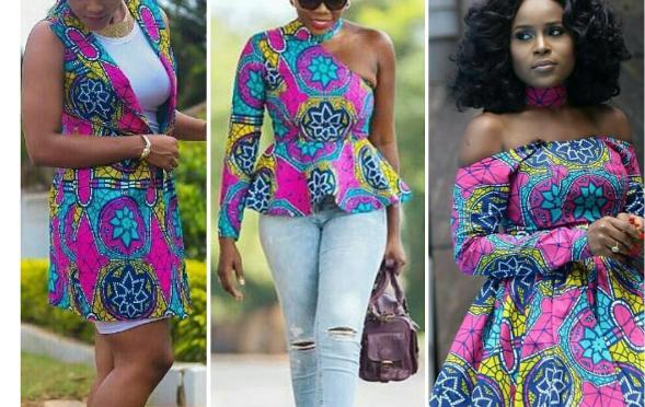 Ankara Outfit Inspiration: Berla Mundi, Ahuofe Patri & More In GTP