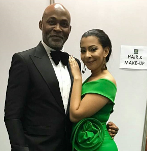 Hot Shots: Nollywood's RMD & Mimi Fawaz Hosted The Glo Caf Awards 2017 In Style