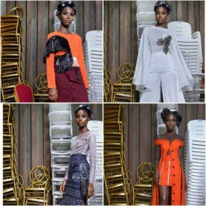 Maki Oh Makes Us Fall In Love With Aso Ebi! Peep Their Spring/Summer 2017 Collection