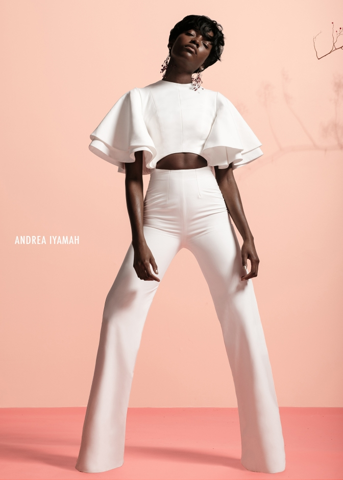 Stunning! A Look At Andrea Iyamah's Spring/Summer 2017 Collection