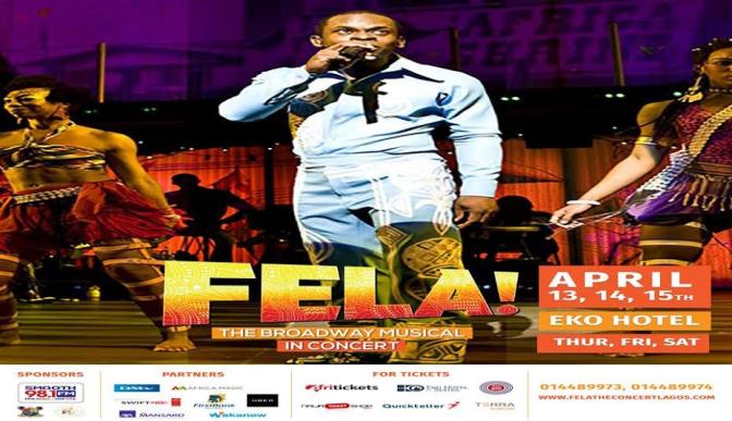 Fela Reawakens On Stage! Smooth FM To Organize Award Winning Broadway Musical In Lagos