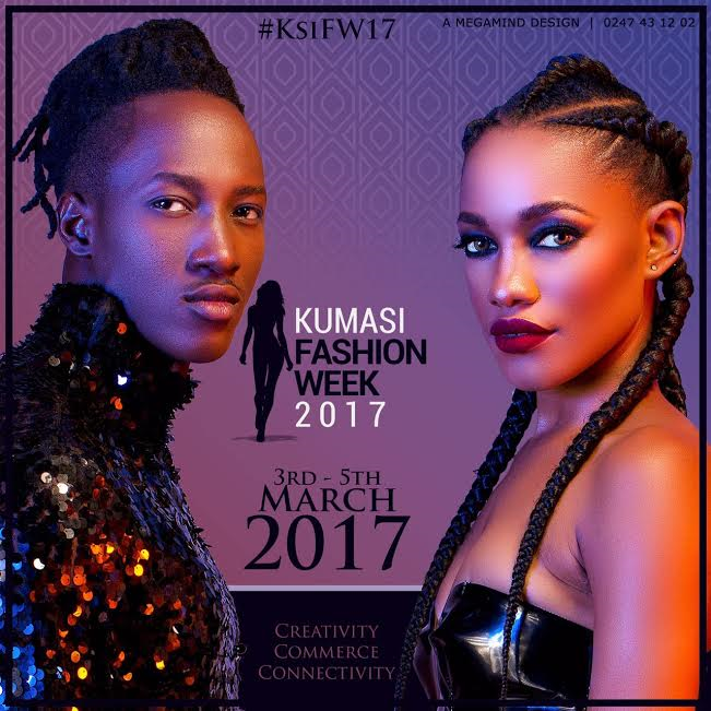 Calling All Fashionistas! Kumasi Fashion Week 2017 To Take Place This March.