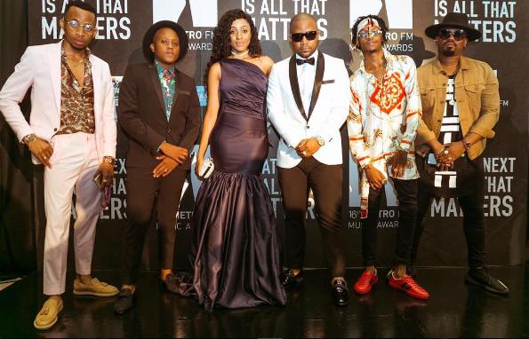 Fabulous Fashion Moments At The 2017 Metro FM Awards (#MMA16): Boity, Mafikizolo, Cassper Nyovest, Khanyi Mbau, & More