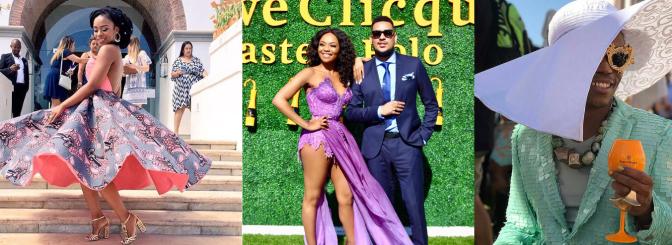 Fabulous Fashion Moments At The #VCMastersPolo : Bonang Matheba, Boity, Nomzamo Mbatha, Somizi & More