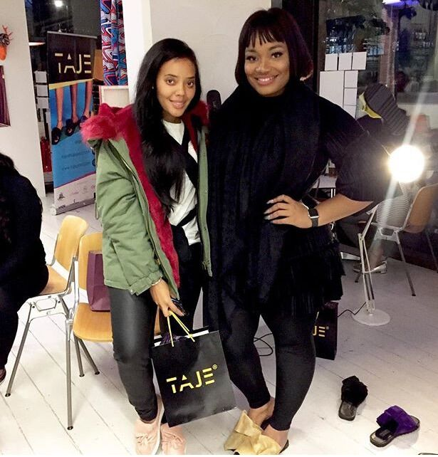 Angela Simmons, DJ Cuppy & More. Here Is What Went Down At 'The Kach It Project' In London