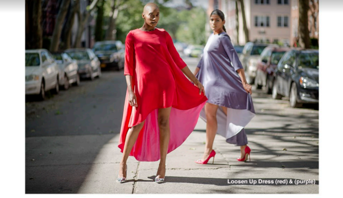 Zimbabwean Designer RAAAH Takes Us To The Streets of New York With Her 'Fly Replay' Collection