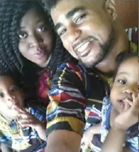 "Wife of Thin Tall Tony Comes To His Defence. Says The Ex Big Brother Naija Housemate ""Is an Amazing Husband & Father"""