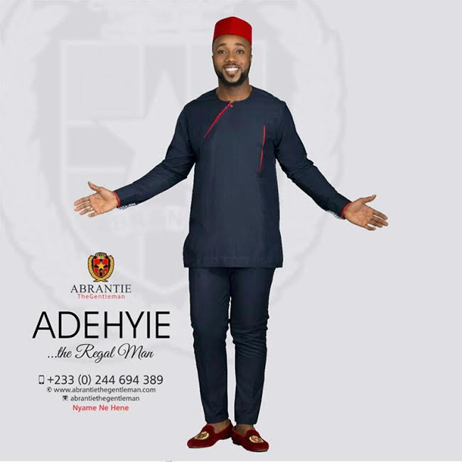 Abrantie Show Us How To Be A Regal Man! Here Is The Fashion Brand's 'Adehyie' Collection