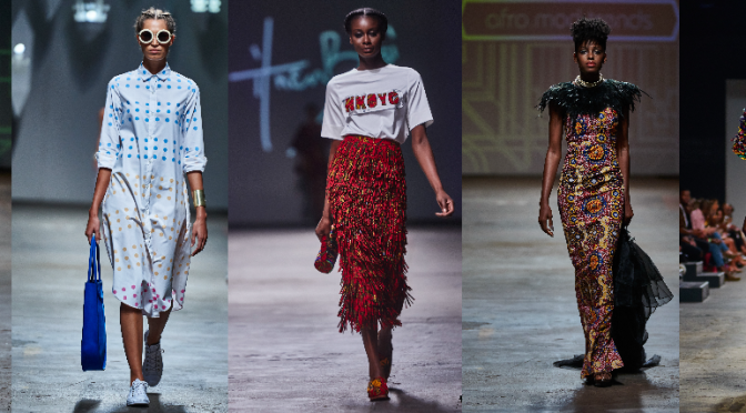 Highlights From The 2017 Mercedes Benz Fashion Week Cape Town: Afro Mod Trends, Ituen Basi & Mille Collines