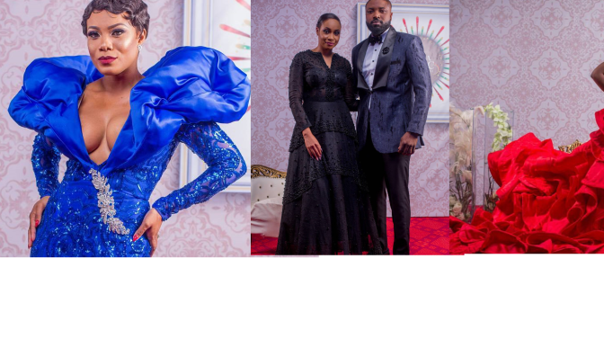 Fabulous Fashion Moments At The 2017 Vodafone Ghana Music Awards (#VGMA2017)