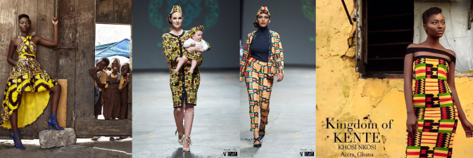 South African Fashion Brand Khosi Nkosi Showcases The Beauty of Ghana. Peep Their Latest Collection & Jamestown Shoot