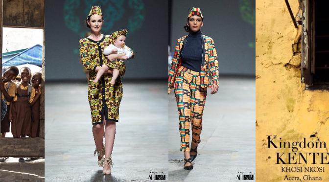 Mercedes Benz Fashion Week Cape Town 2017 Yaa Somuah