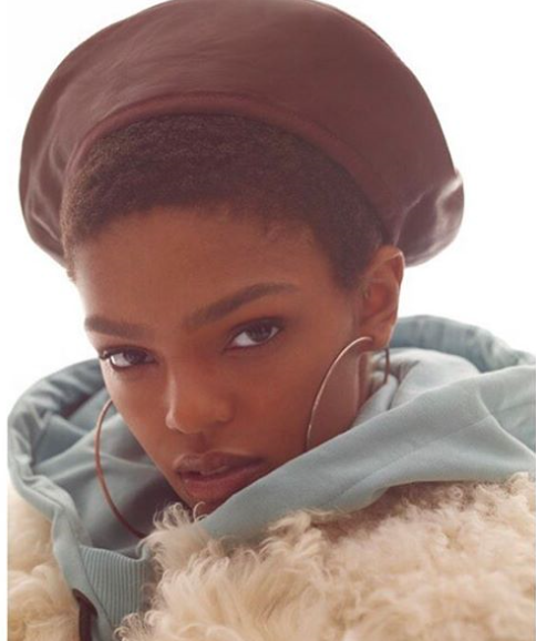 Gorgeous! Lauryn Hill's Daughter Selah Marley Slays In A New Shoot For Sunday Times