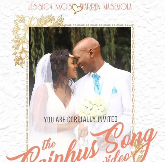The Perfect Wedding! Jessica Nkosi, Emtee,Warren Masemola & More Star In AKA's 'Caiphus Song' Music Video
