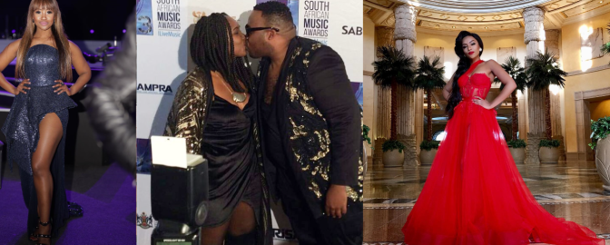 Fabulous Fashion Moments At The 2017 South African Music Awards ( #SAMA23 )