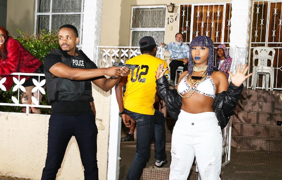 Victoria Kimani Plays A Badass Convict. Check Out Her 'Fade Away' Video Featuring Donald